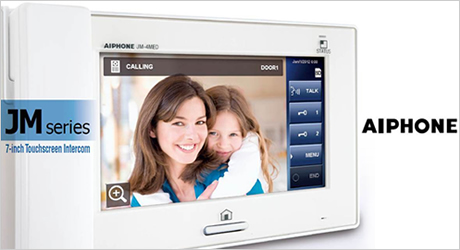 Aiphone JM 7-inch Touchscreen Intercom