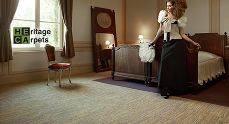 Heritage Carpets presents modulyss® new ecological collection