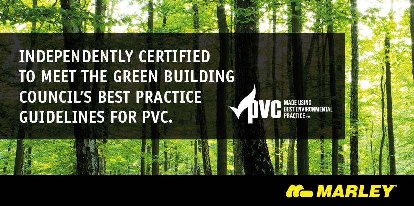 PVC Goes Green