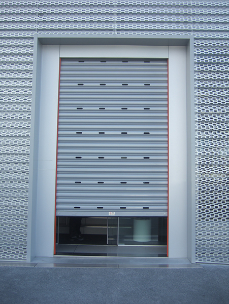 Ace Doors Roller Shutter / Hinged and Sliding Door Solutions