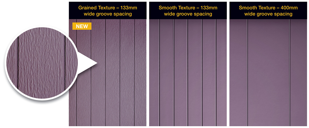 Vertically Grooved Panel Productspec