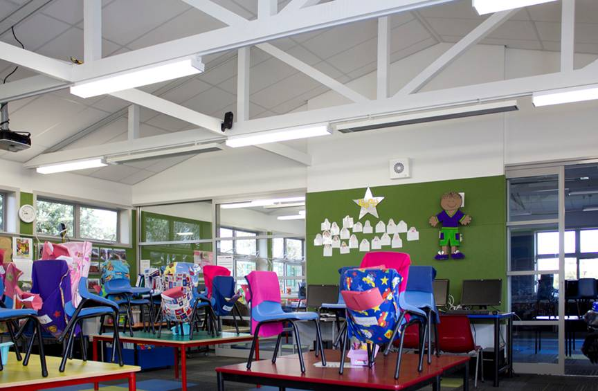 Acoustic Plus™ High Performance Ceiling System ideal solution for modern teaching and learning spaces