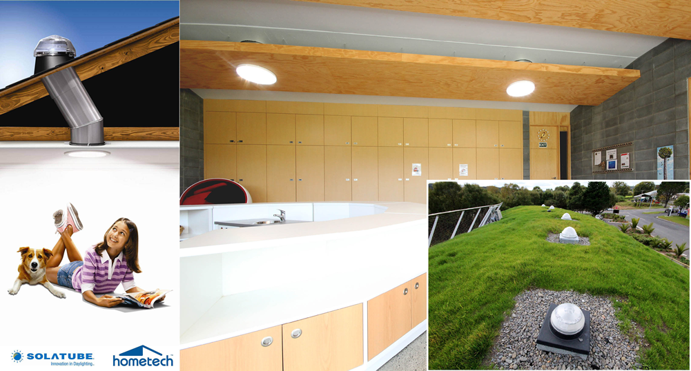 Daylight your project with FAKRO Skylights and  Solatube Daylighting Systems