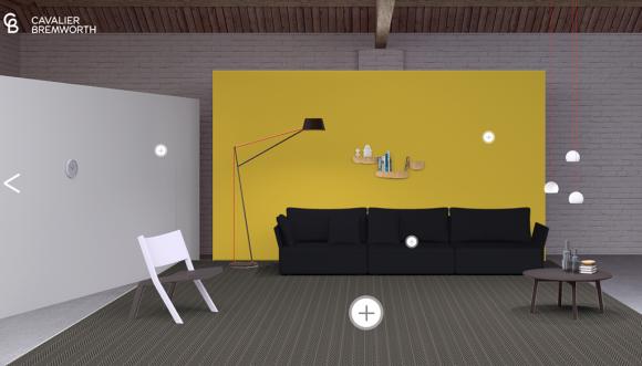 Studio floor screen grab lounge 2