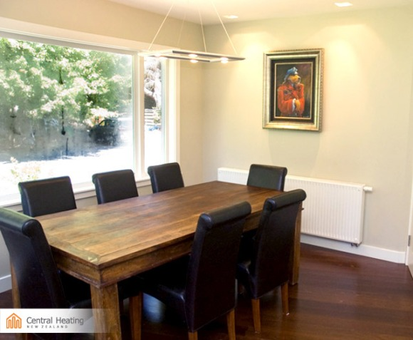 central-heating-new-zealand-radiator-dining