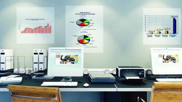 Mainline office shot