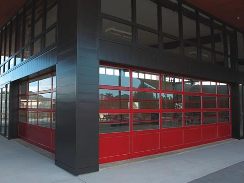AlumaView Sectional Door Solutions