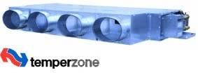 New Multi-zone Fan Coil Units