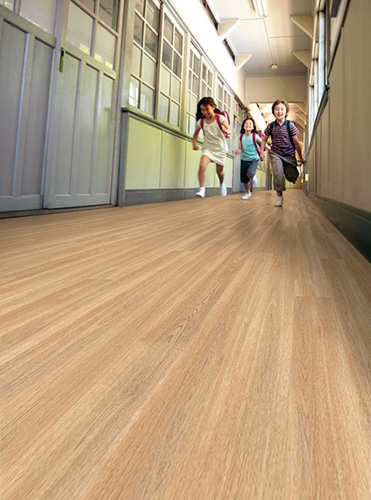 Acoutics Flooring by Polyflor