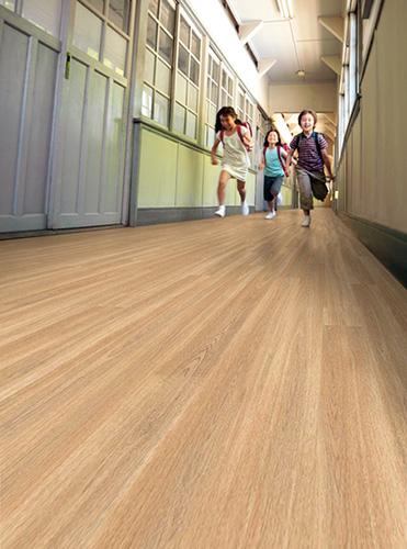 Polyflor Acoustic Flooring 2