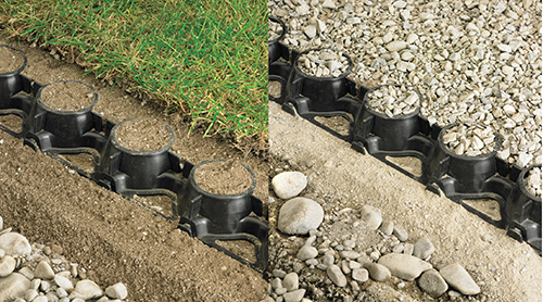 SurePave™ The Heavyweight in Permeable Paving