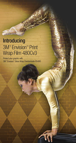 Introducing New 3M Envision Wrap Films!
