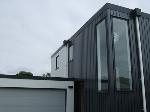 Exceptional take up of new Cladding profile by Designers