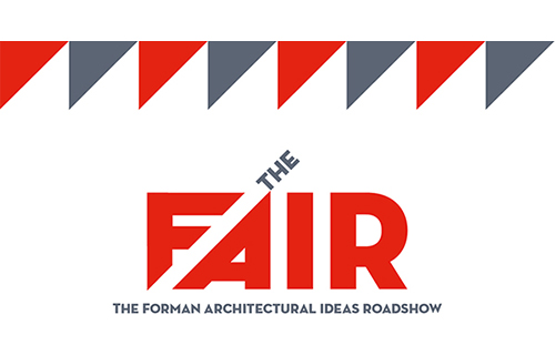 Architectural Graduate or Established Specifier? Forman Building Systems have the event for you!