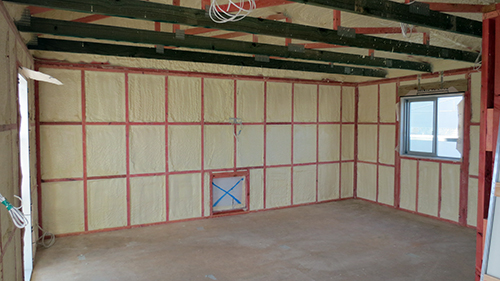 The advantages of Polyurethane spray foam insulation