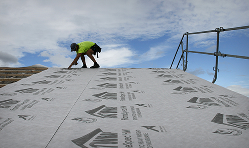 Fastwrap does it all – Roof underlay for even the toughest winds