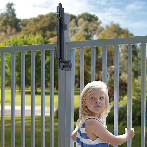 Introducing MagnaLatch ALERT… The world's ultimate child safety latch just got safer!