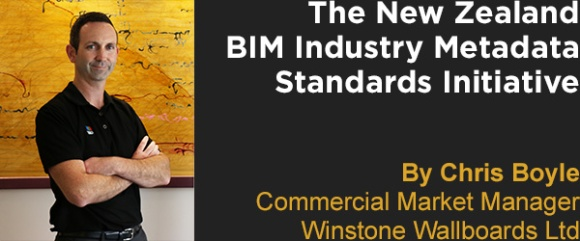 The New Zealand BIM Industry Metadata Standards Initiative