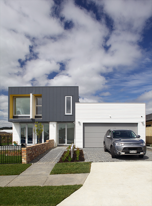 Creating the Ideal House with Linea® Weatherboard