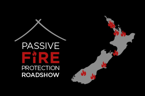Passive Fire Protection ~ The free passive fire protection cpd roadshow has begun