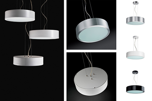 Matrix Pendant series is developed especially for the Hospitality and Office environments
