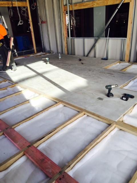 acoustic floor 4