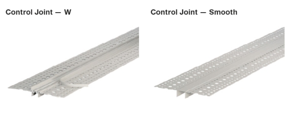 Control Joints
