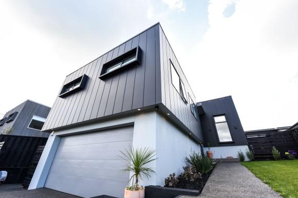 External Wall Cladding, Residential, Medium Density, Stria Cladding,