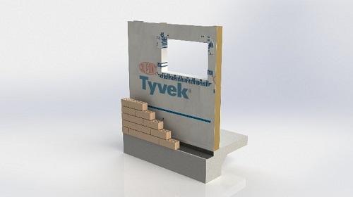 Dupont Tyvek HomeWrap