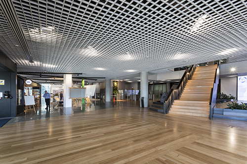 Armstrong MetalWorks Open Cell Ceilings