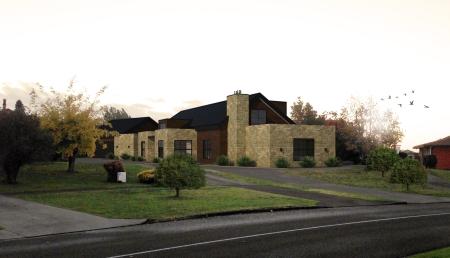 Vossen Green House Matamata