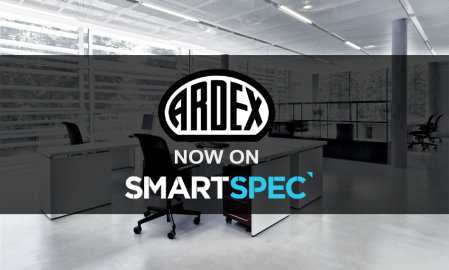 Ardex now on Smartspec