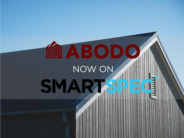Abodo is now on Smartspec