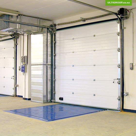 Ulti Group Sectional Doors